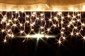Lichterkette für Balkon und Garten