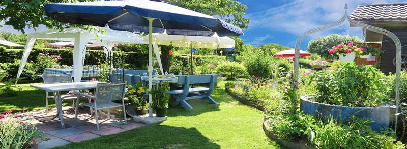 Gartenmöbel - ein wichtiges Gestaltungselement und die Basis zum Wohlfühlen