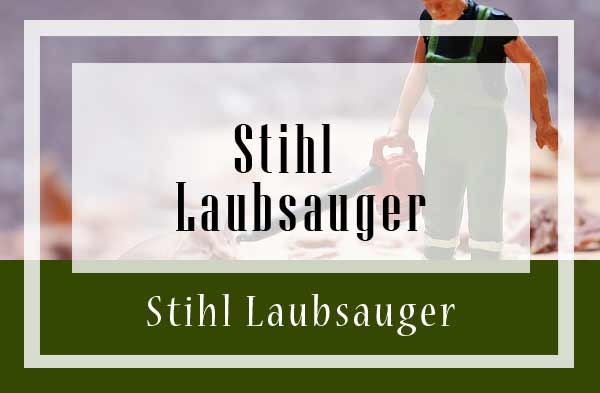 Stihl Laubsauger
