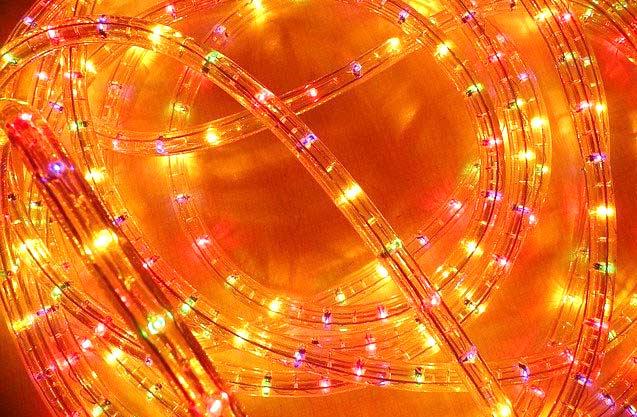 Lichterschlauch für den Außenbereich