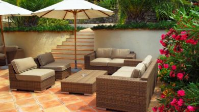 Photo of Lounge Set Rattan